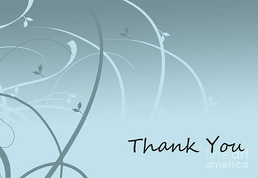 Thank you # 9 by Trilby Cole