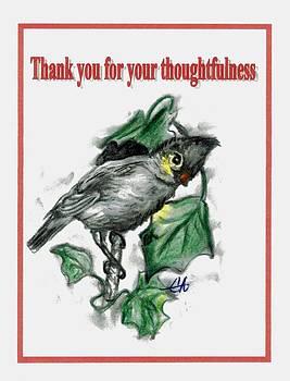 Thank You by Carol Allen Anfinsen