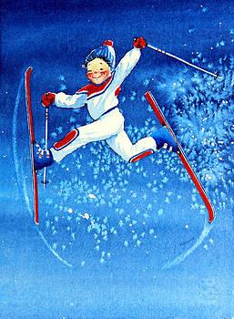 Hanne Lore Koehler - The Aerial Skier 16