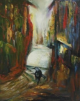 The Alley by Shankhadeep Bhattacharya