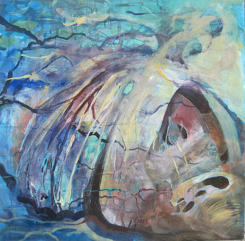 The Ammonite by Maryam Salamat