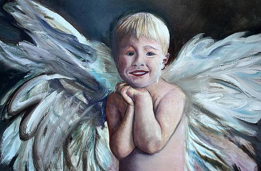 The Angel by Judy Groves