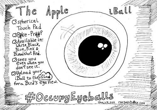 The Apple iBall by Yasha Harari