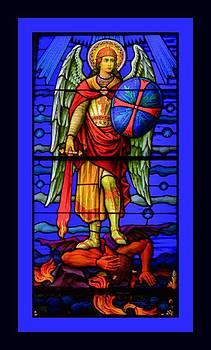 The Archangel Michael by Myrna Migala