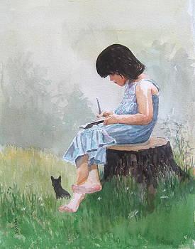 The Artist by Richard Yoakam