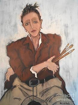 The Artist by Vincent Avila