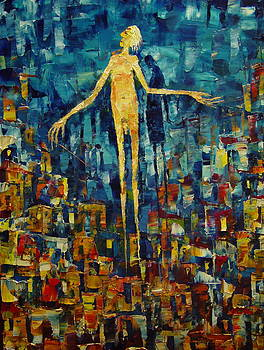 The Ascension of a Conductor by Avi Gorzhaltsan