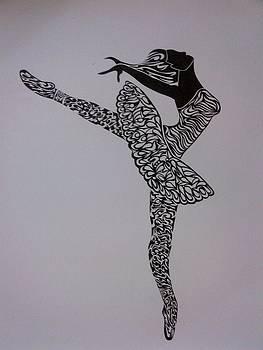 The Ballerina  by Raiyan Talkhani