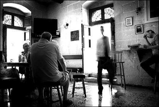 The Bar by Gunnar Boehme