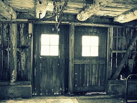The Barn Doors 2 by Jennifer  King