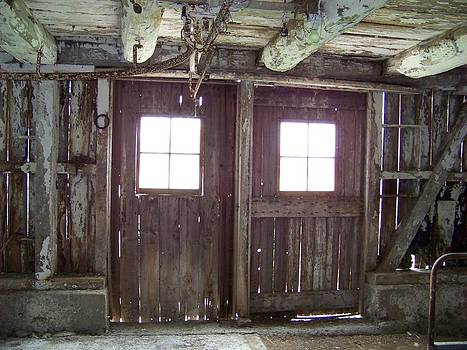 The Barn Doors 3 by Jennifer  King