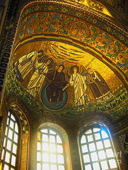 Gregory Dyer - The Basilica di San Vitale in Ravenna - 02