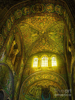 Gregory Dyer - The Basilica di San Vitale in Ravenna