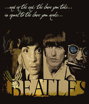 The Beatles...a tribute by Marie  Gale