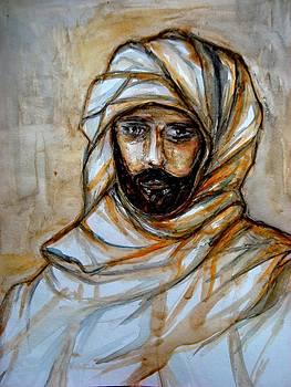 The bedouin  by Abbas Djamat