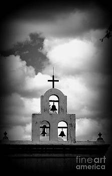 Susanne Van Hulst - The Bell Tower in BW