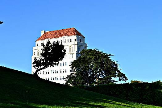 The Big House on the Side of the Hill by Sabrina Vera