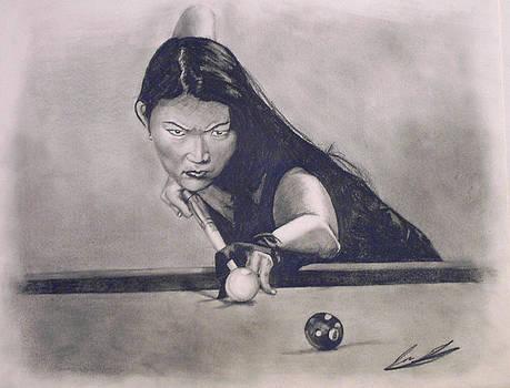 The Black Widow by Jon Gore
