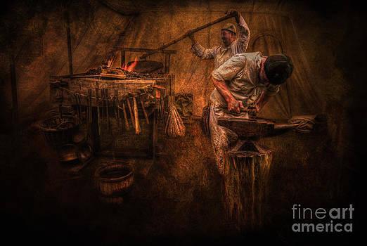 Yhun Suarez - The Blacksmith