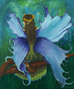 The Blue Fairy by Deborah Ellingwood