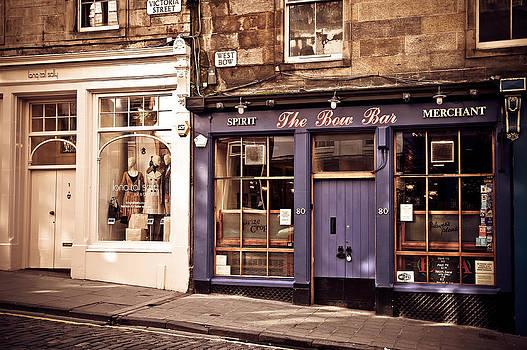 Jenny Rainbow - The Bow Bar. Edinburgh. Scotland