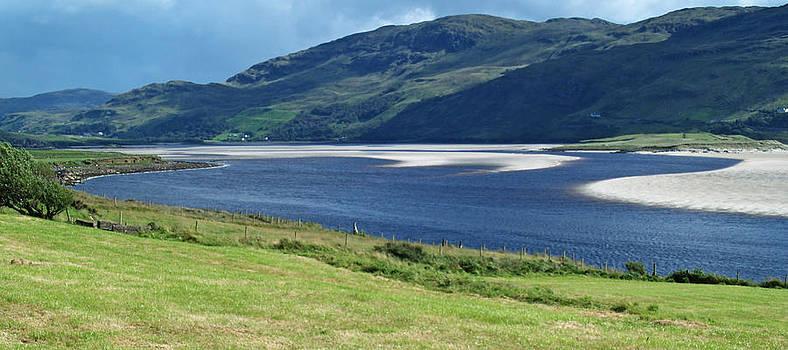 The Bracky River Estuary by Steve Watson
