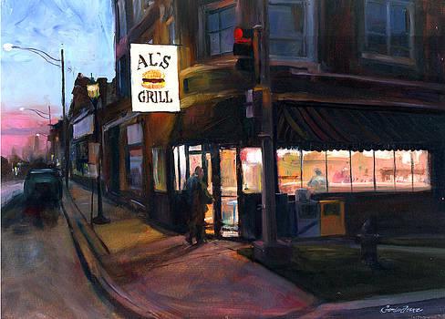 The Breakfast Club by Gordon France
