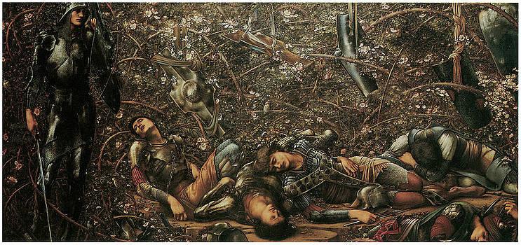 Edward Burne-Jones - The Briar-Rose