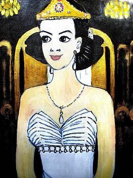 The Bride by Elena Buftea