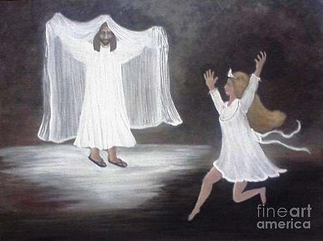 The Bridegroom Calls by Patty  Thomas