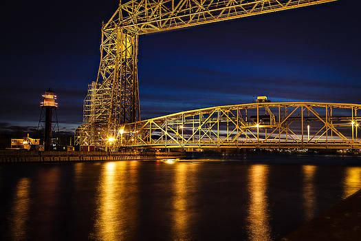 The Bridge by David Wynia