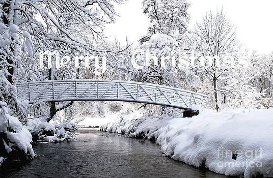 The Bridge - Merry Christmas by John Kelly