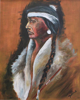 The Buffalo Robe by John Neal Mullican