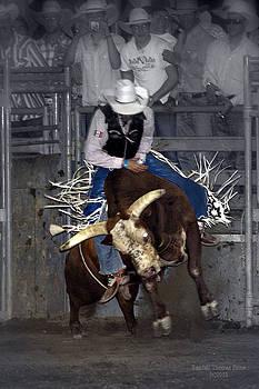 Randall Thomas Stone - The Bull Rider