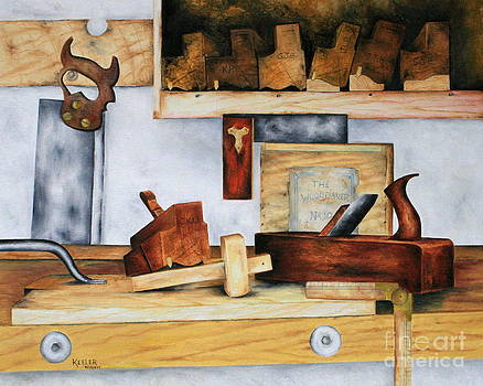 The Cabinet Maker by Christopher Keeler Doolin