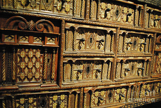 Jost Houk - The Carved Chest