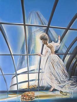 The Castle Of Cinderella by Victor Hagea