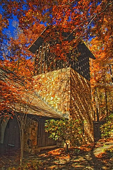 The Chapel at Callaway Gardens by James Corley