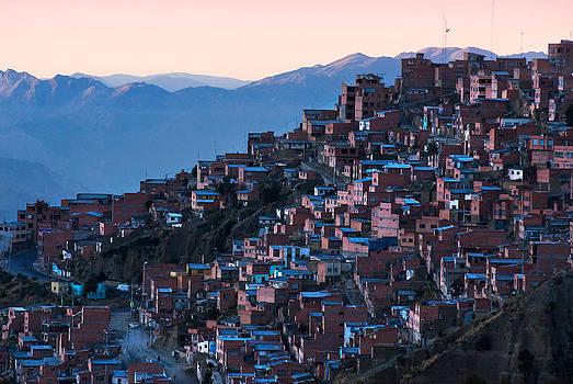 The city of El Alto. Republic of Bolivia. by Eric Bauer