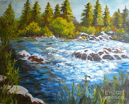 The Color of Water by Patsy Walton
