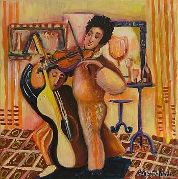 Concert by Rita Fetisov