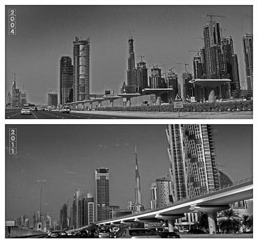 The construction boom by Farah Faizal