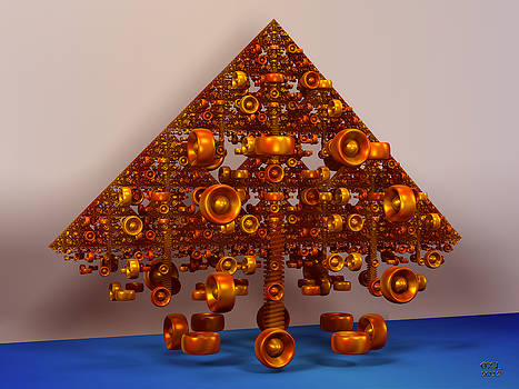 Manny Lorenzo - The Construction of a Sierpinski Fractal