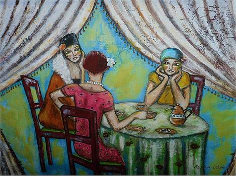 The Conversation by Shannon Nicole