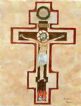 The Cross by Susan Risse
