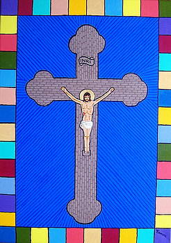 The Crucifix by Eamon Reilly