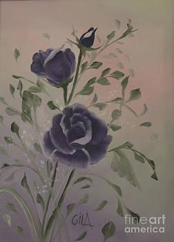 The Dark Rose by Gila Churba