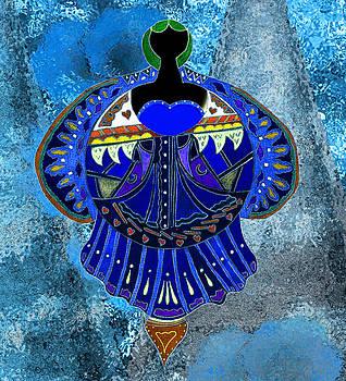 The Denim Goddess by Lori Kirstein