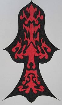The Devil Behind Dagger by Raiyan Talkhani
