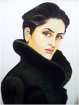The Diva by Rafath Khan